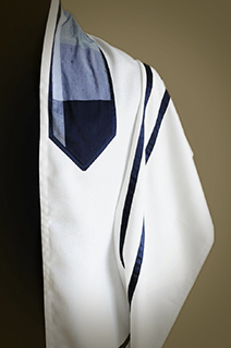 Haute Tallit : Divine Couture by Elise Wolf, Custom Tallit Maker